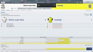 Eastleigh game